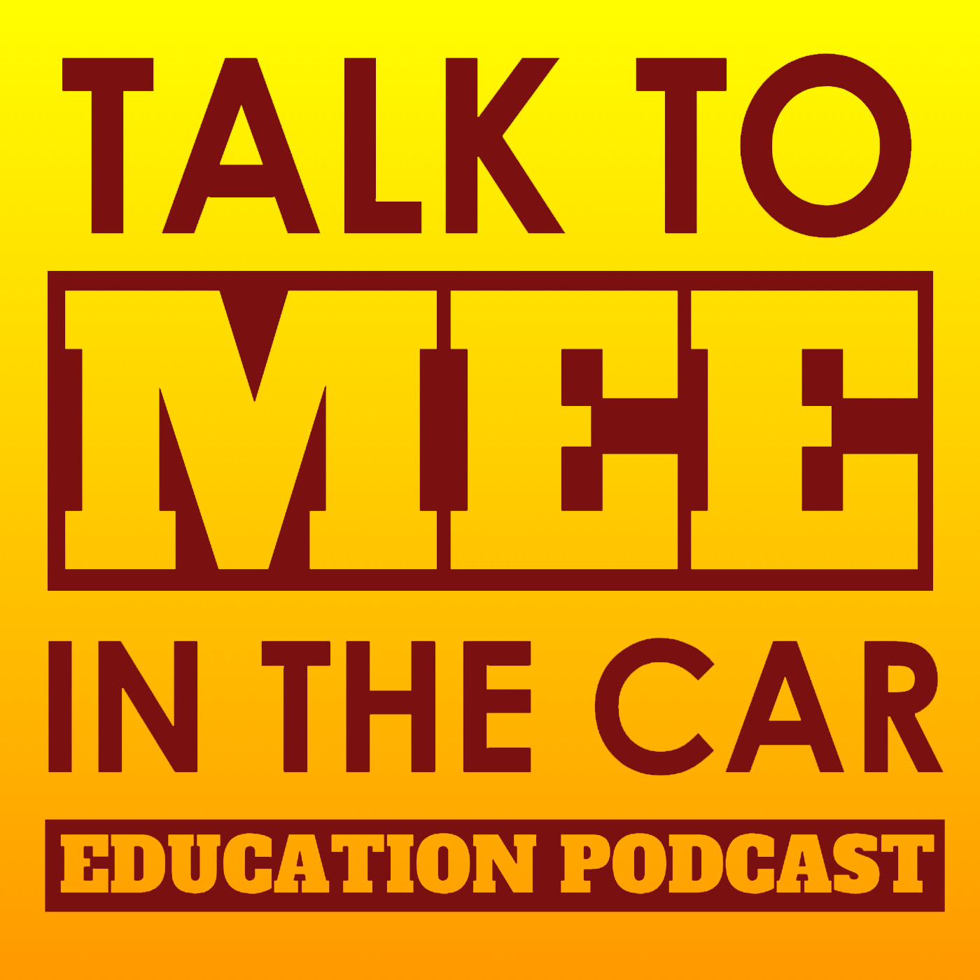 Car Talk Podcast >> Talk To Mee In The Car Education Podcast On Apple Podcasts